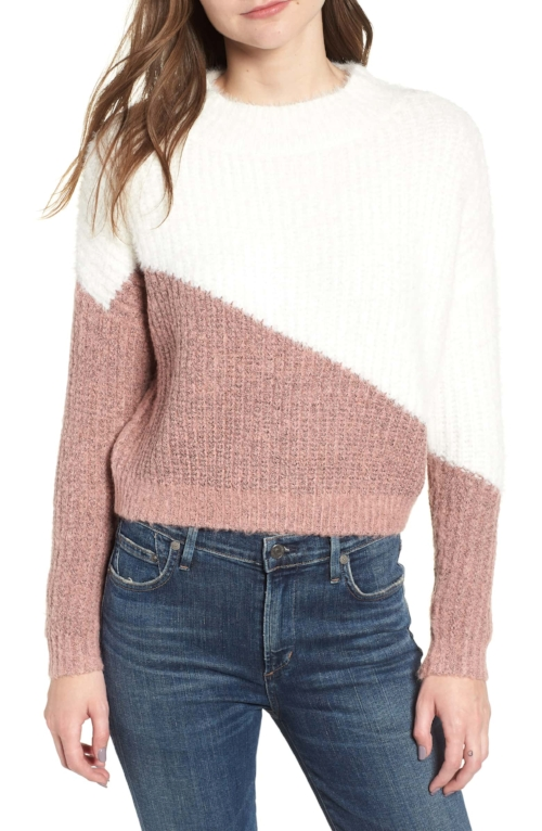 cute cozy winter sweater